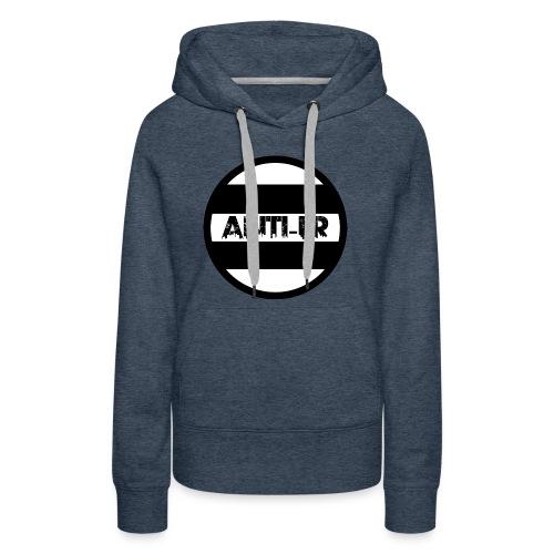 ANTI-FRLOGO - Women's Premium Hoodie