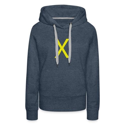 THE X CLAN - Women's Premium Hoodie