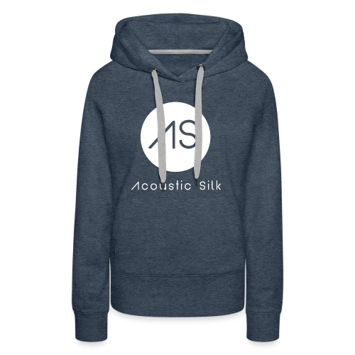 Acoustic Silk Clean - Women's Premium Hoodie