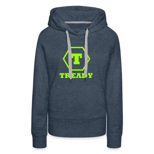 Tready - Women's Premium Hoodie