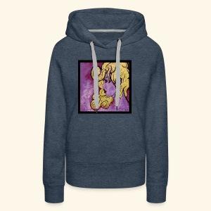 Spiral Woman - Women's Premium Hoodie
