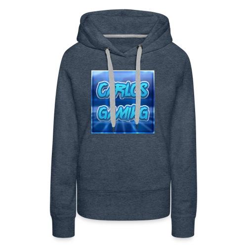 Carlos Gaming merchandise - Women's Premium Hoodie