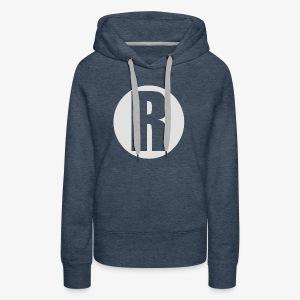 R white - Women's Premium Hoodie