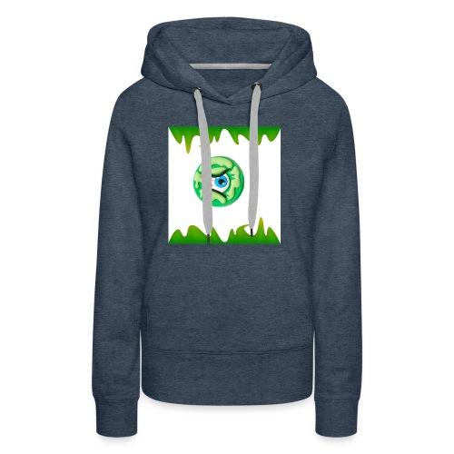 #Odd Slime T-shirt - Women's Premium Hoodie