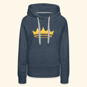 The Famous One - Crown - Women's Premium Hoodie