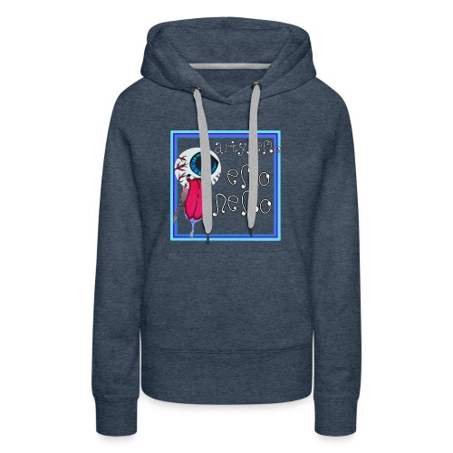 Out of Sight - Women's Premium Hoodie