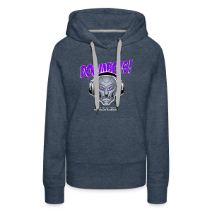 DOOMBOTS (The Celestial Beings Audio Comic Book) - Women's Premium Hoodie