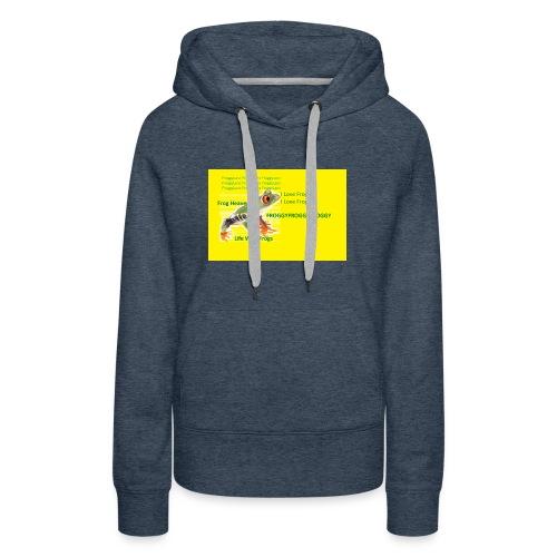 yellowshirt - Women's Premium Hoodie