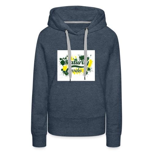 Maturity Levels Logo - Women's Premium Hoodie
