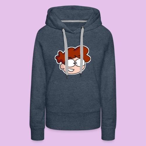 FireW0lf Logo - Women's Premium Hoodie