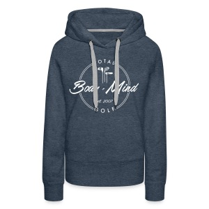 Total Body + Mind Golf Apparel - Women's Premium Hoodie