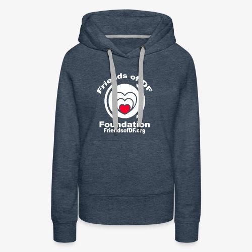 FODFWHITE - Women's Premium Hoodie