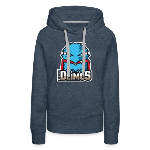Deimos Logo Phone Case - Women's Premium Hoodie