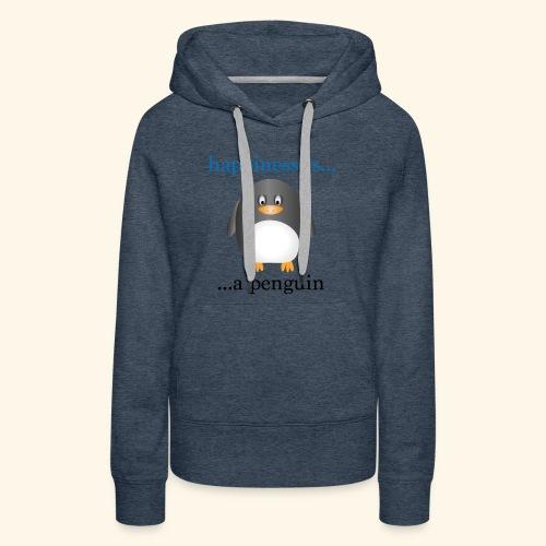 Penguin - Women's Premium Hoodie