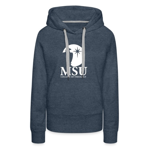 MorningStar College Theology - Women's Premium Hoodie