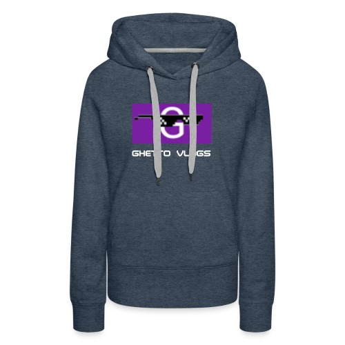 GhettoVlogs - Women's Premium Hoodie