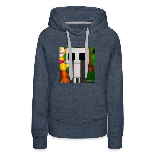 Gamerman8441's team - Women's Premium Hoodie