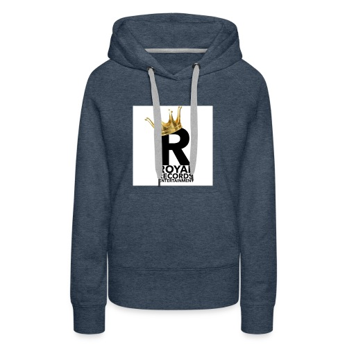 Royal Records Entertainment - Women's Premium Hoodie