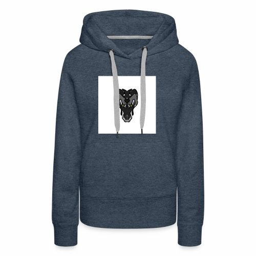 Faded dragon - Women's Premium Hoodie