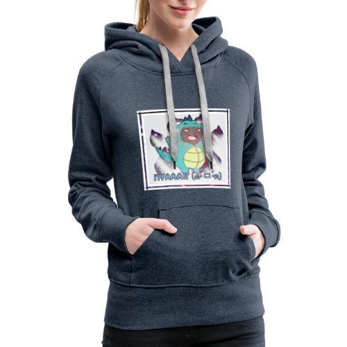 TG Dino - Women's Premium Hoodie