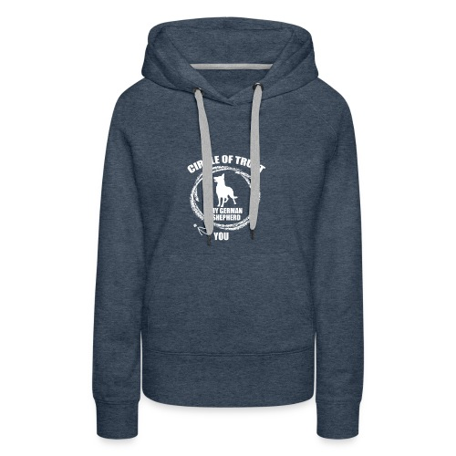 circle of trust - Women's Premium Hoodie