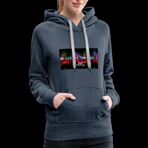 Logopit 1534289002185 - Women's Premium Hoodie