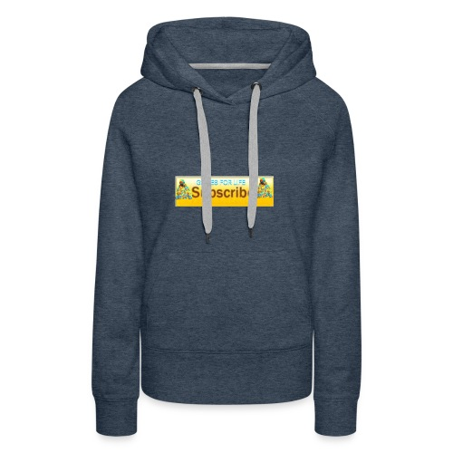 GAMES FOR LIFE - Women's Premium Hoodie