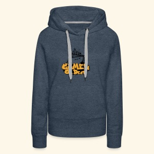 Gamer On Deck Graphic - Version 1-2 - Women's Premium Hoodie