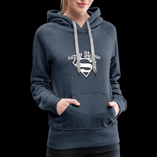 Super Stoned Funny Gift Idea for the family - Women's Premium Hoodie