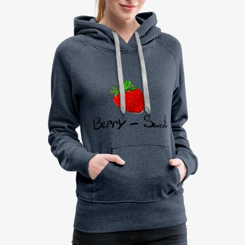 Berry Sweet - Women's Premium Hoodie