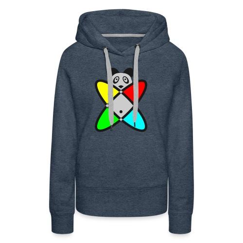 SCIENCE PANDA - Women's Premium Hoodie