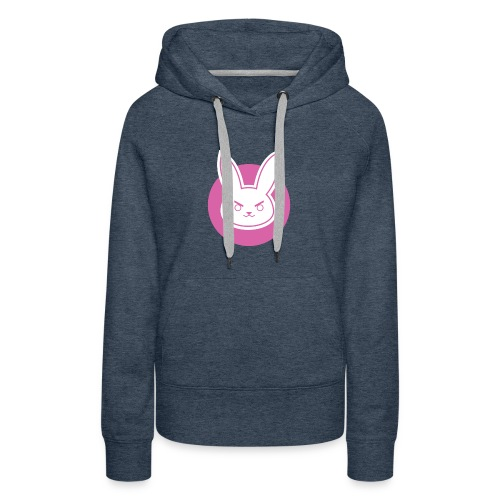 pink rabbit - Women's Premium Hoodie