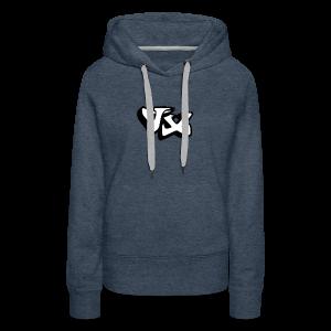VorteX Emblem - Women's Premium Hoodie