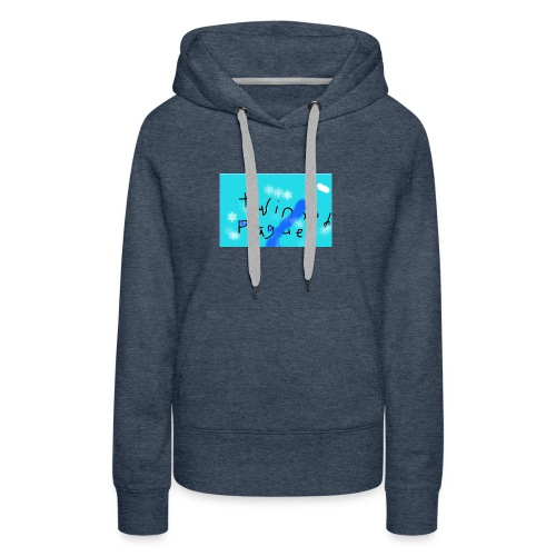 The official twinned army merch - Women's Premium Hoodie