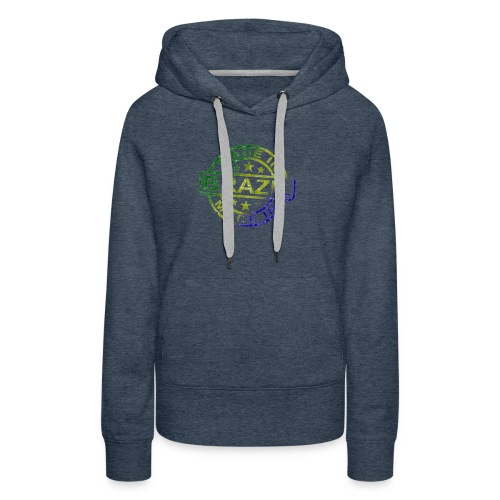 Made In Brazil - Women's Premium Hoodie