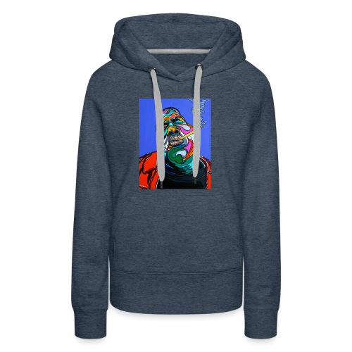 Notorious-B-I-G set 1 - Women's Premium Hoodie