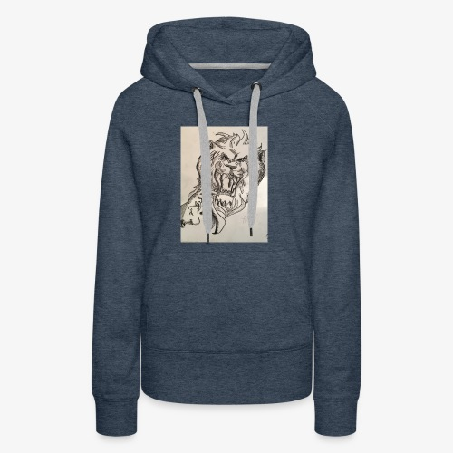 Rori Return Collection - Women's Premium Hoodie