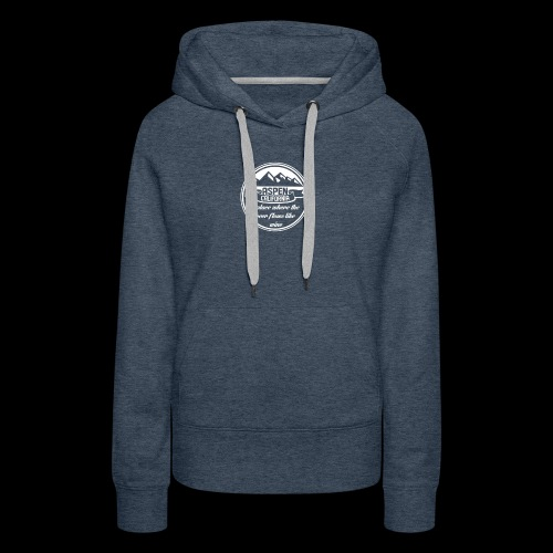 Aspen California New - Women's Premium Hoodie