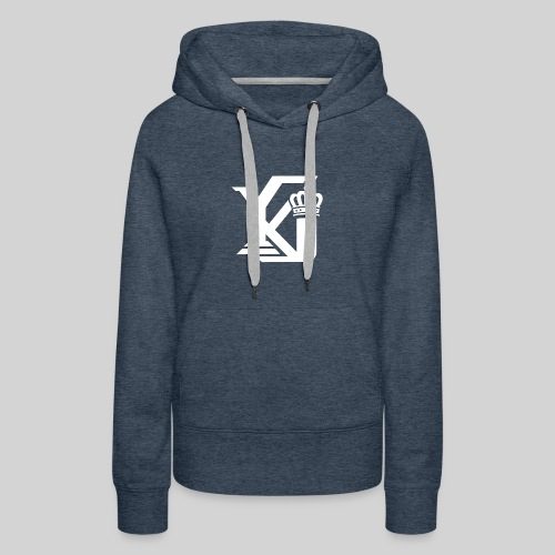 Evolve Sports Young King 17 - Women's Premium Hoodie