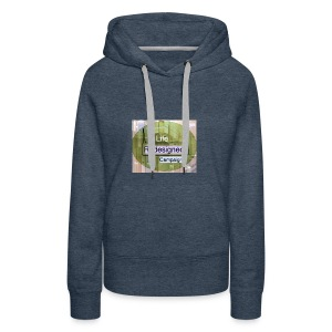 PowerWords secondB - Women's Premium Hoodie