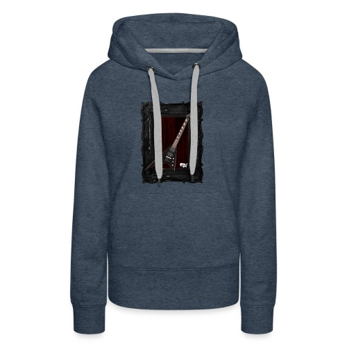 Tshirt_Jackson_Framed_V2 - Women's Premium Hoodie