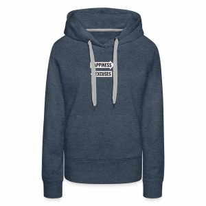 a simple choice - Women's Premium Hoodie