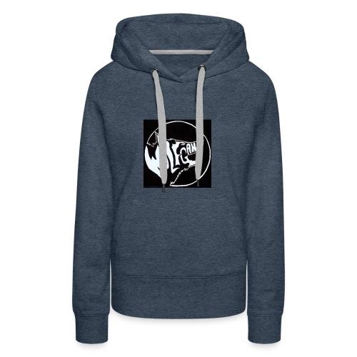 WOLFHEAD - Women's Premium Hoodie