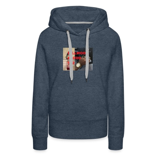 Killwood Blood 902 - Women's Premium Hoodie