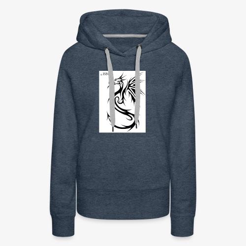 Be a dragon - Women's Premium Hoodie