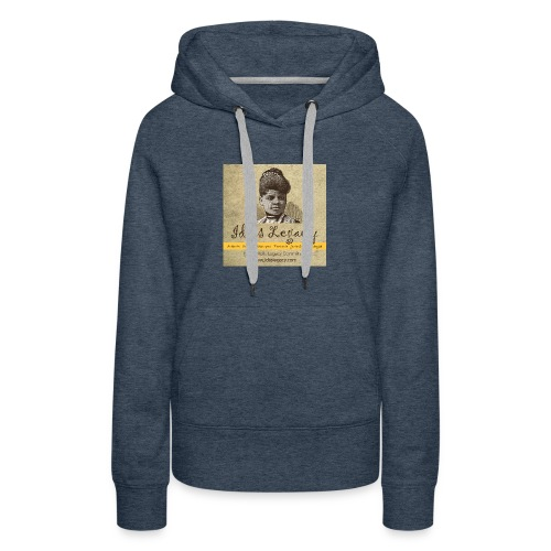 Ida's Legacy Full Color Art - Women's Premium Hoodie