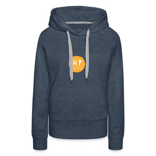Happy Playces Logo - Women's Premium Hoodie