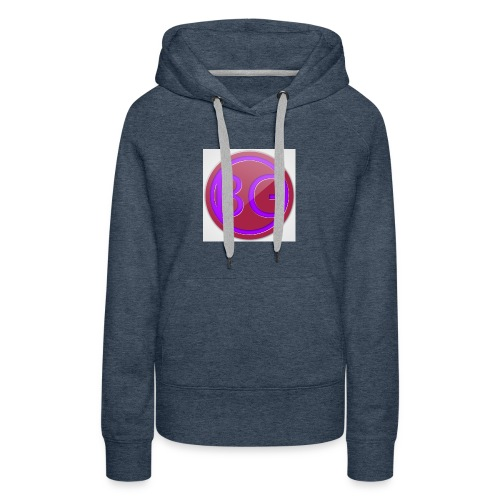 Brother Gaming 2016 logo apparel - Women's Premium Hoodie