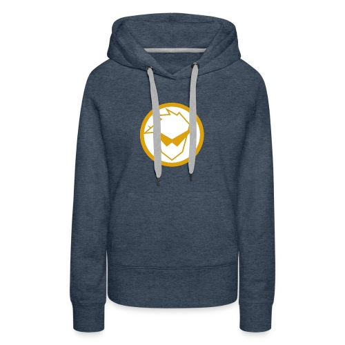 FG Phone Cases (Pure Clean Gold) - Women's Premium Hoodie