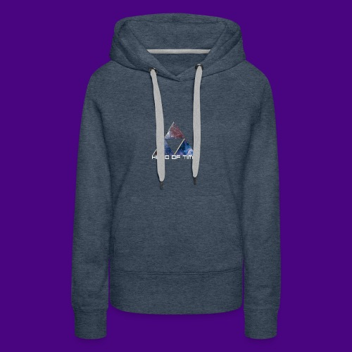 Hero Of Time - Women's Premium Hoodie